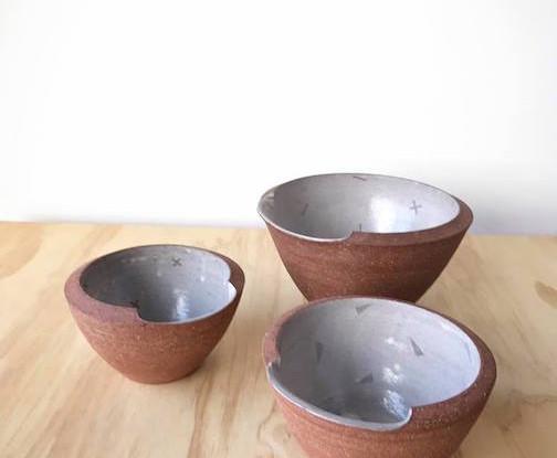 UpstateMN has a selection of Adam Gruetzmacher's batter bowls.