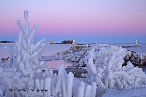 Ice After the Storm by Paul Sundberg.
