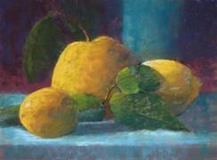 """""""Golden Fruits"""" by Lisa Stauffer."""
