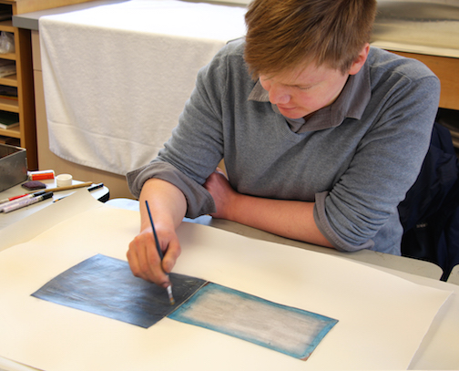 Luke Johnson is an artist-in-residence working in the Print Studio at the Grand Marais Art Colony. He will give a Xerox intaglio transfer demonstration from 9 a.m. to noon on Saturday, March 18. Call the Art Colony at 387-2737 to reserve a spot. Free.