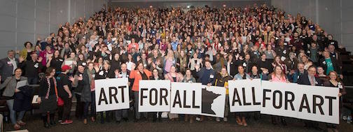 arts advocates