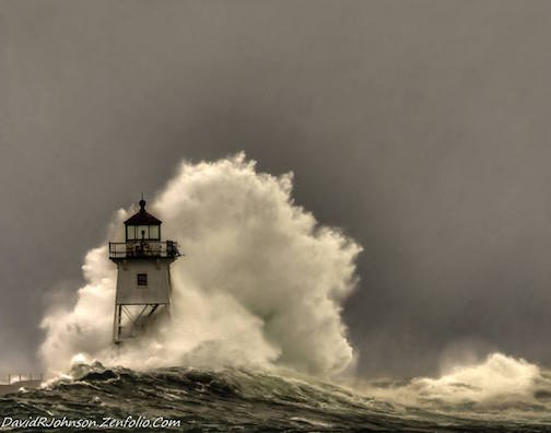 Awesome Wave by David Johnson.