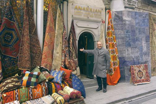 Anatolian Carpets Istanbul