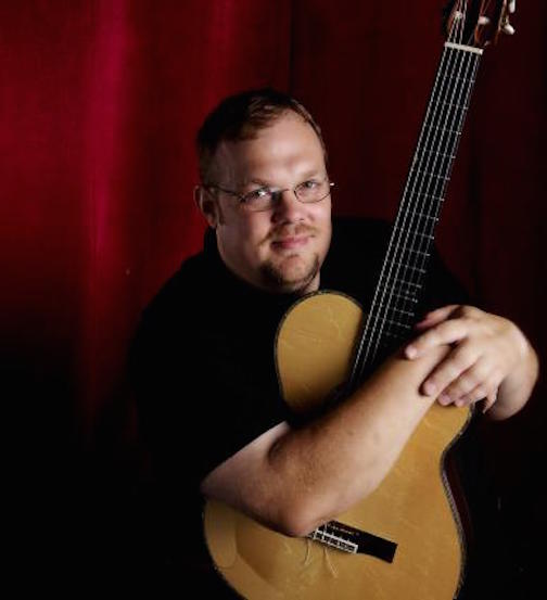 Nashville fingerstyle guitarist Richard Smith is one of the guest artists during the Fingerstyle Masters Weekend at Bluefin Bay Resorst April 21-22.