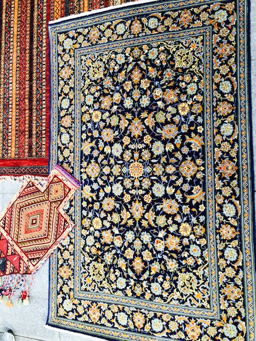 A Turkish Carpet Show is set for next weekend at the Community Center.
