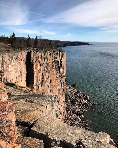 Palisade Head by Danielle Fortin.