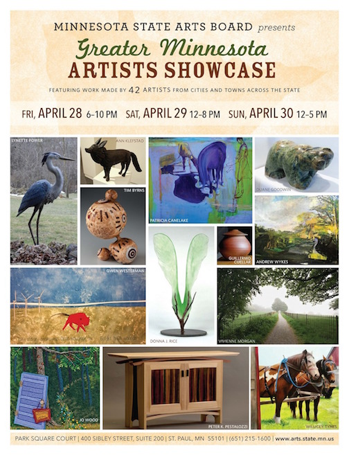 minnesota state arts board showcase