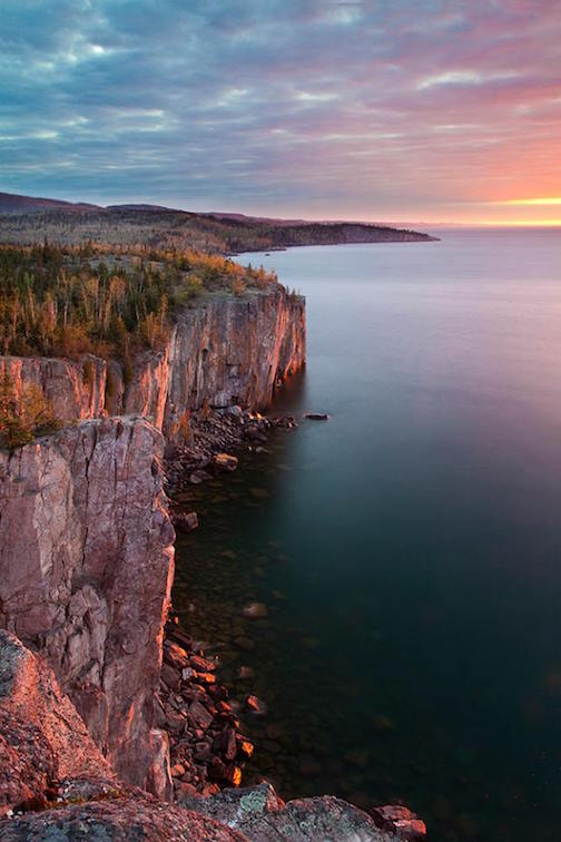ryan tischer sunset at palisade head