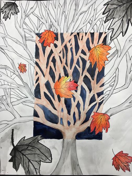 Artwork by Ellen Callender