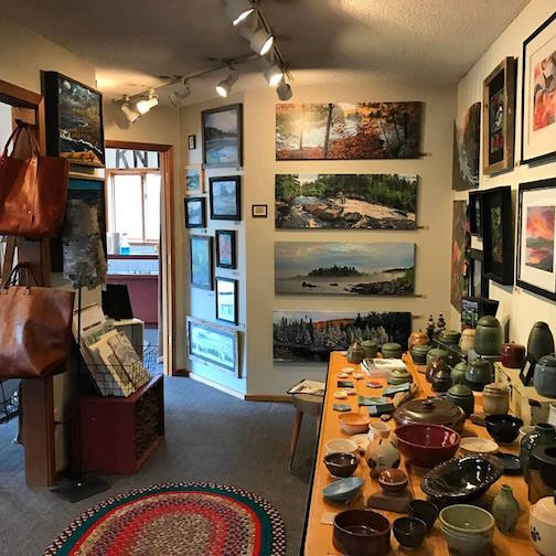 kah nee tah pottery and paintings