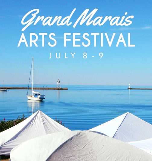 grand marais arts festial