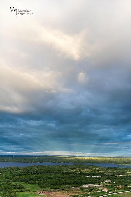 Landscape by Jamie Rabold.