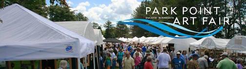 park point art fair