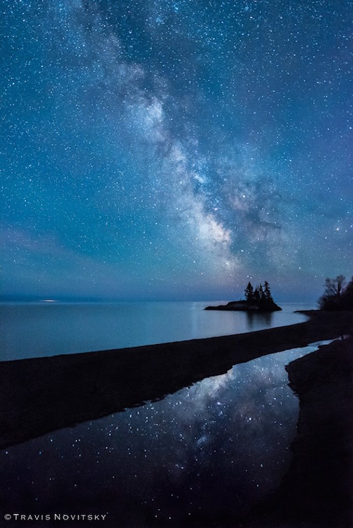 """Milky Way"" by Travis Novitsky."
