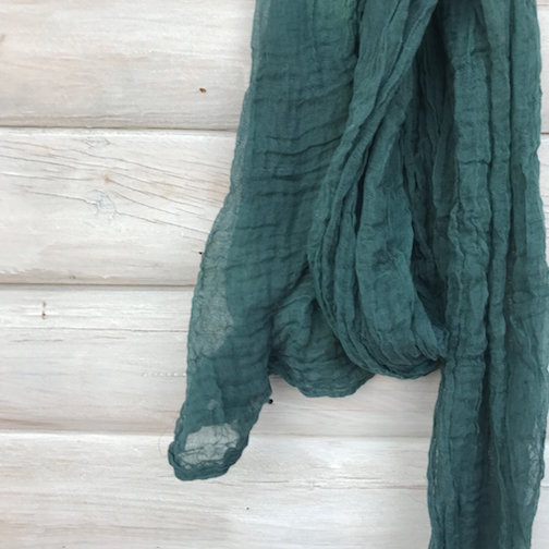 For soft and beautiful, check out these organic scarves at Upstate MN.