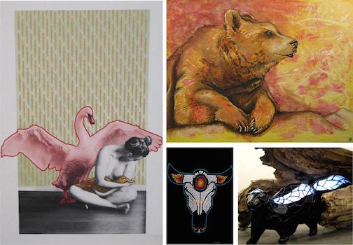 The annual Members Show opens at the Definitely Superior Art Gallery on Friday.
