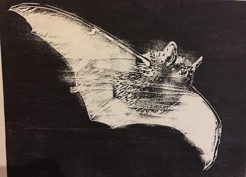 Bat! Bat! Bat! by Sarah Evenson.
