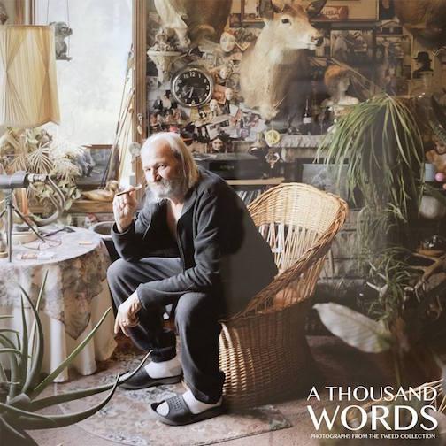tweed Portrait of Greg Utyro by Kip Praslowicz