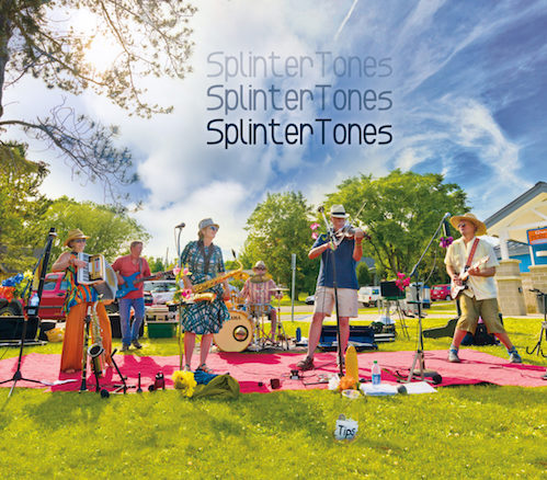 The SplinterTones will hold a CD release party at Grandma Ray's at 8 p.m. on Saturday.