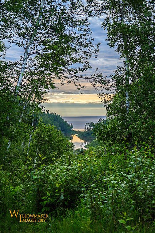 """""""Gooseberry Falls State Park"""" by Jamie Rabold."""
