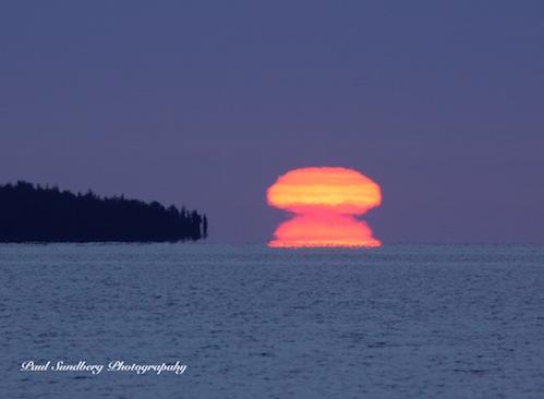 Melting Sun by Paul Sundberg.