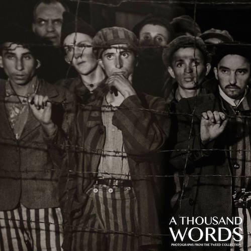 """The Living Dead at Buchenwald 194"" by Margaret Bourke."