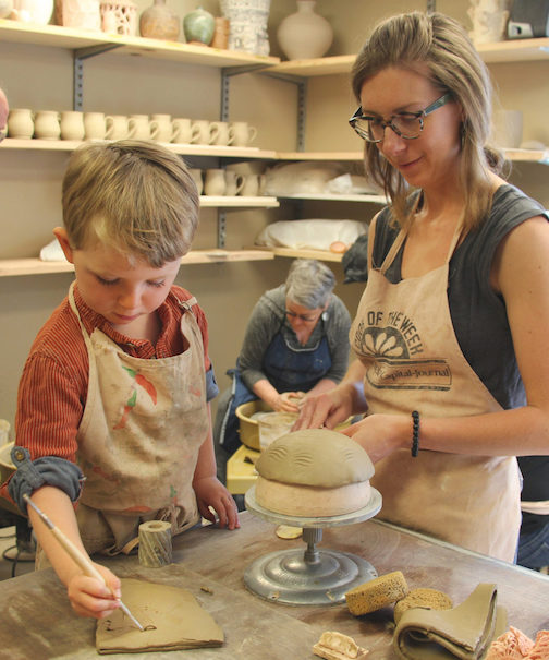 Make-A-Bowl for Empty Bowls begins on Monday, Sept. 25.