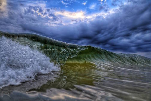 Waves of Summer by Jeremy Church.