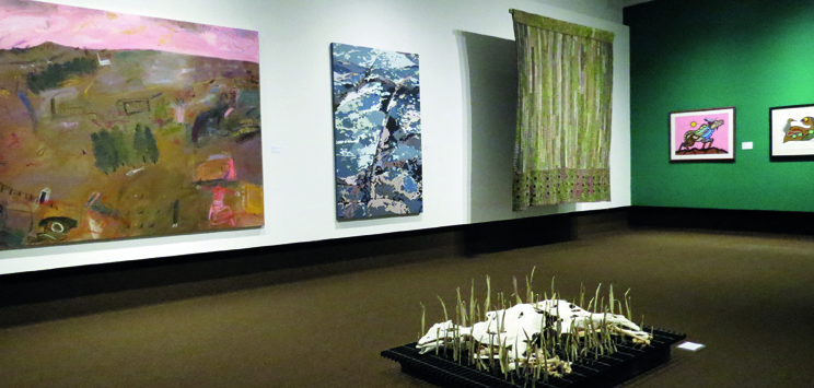 """The Perspective From Here"" continues at the Thunder Bay Art Gallery."