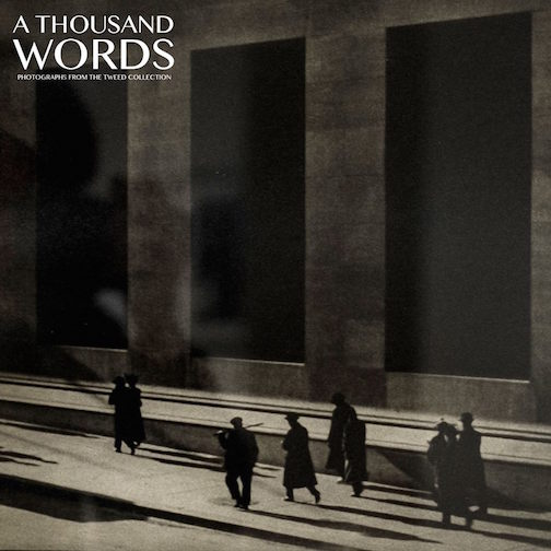 "(Detail), Paul Strand, ""Wall Street 1915."" dust grain photogravure."