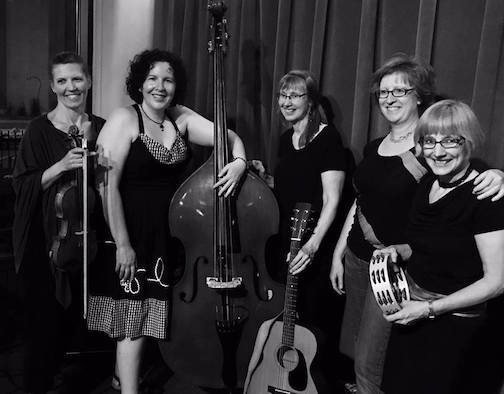The Ladies Music Club from St. Paul will be in Cook County this weekend.