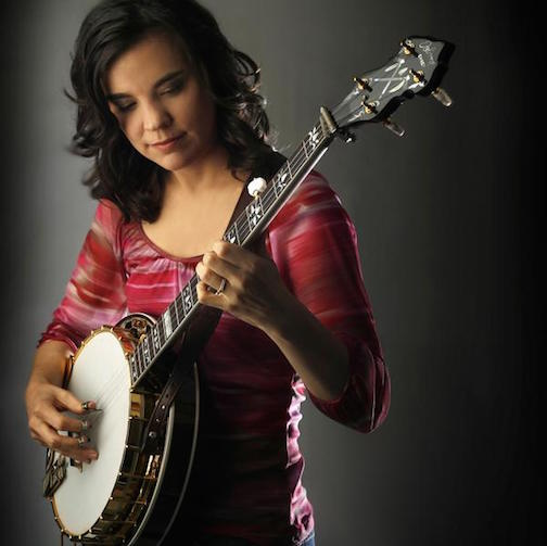 Kristin Scott Benson is the featured musician at the Bluegrass Masters Festival this year