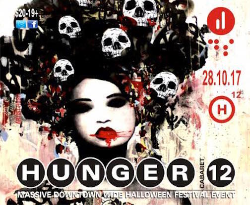 def sup hunger 12 poster