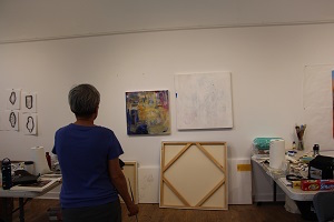 Artist Lynn Speaker will present a workshop on the Critical Process Technique from 5-8 p.m. Thursday, Nov. 30.