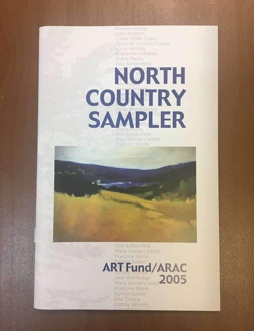 Free copies of the North Country Sampler are available at the Arrowhead Regional Council's headquarters in Duluth, as long as they last.