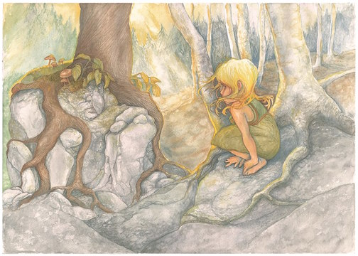 """Illustrator Kari Vick and author Lise Lunge-Larsen will sign their book, """"Seven Ways to Trick a Troll"""" at the North Shore Winery on Friday."""
