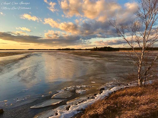 Island Lake by Mary Lou Williams.