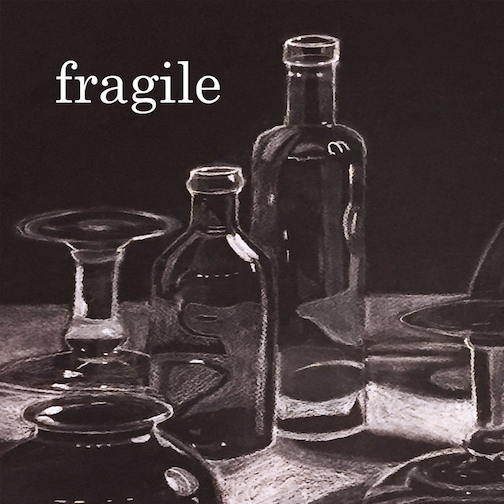 """Fragile,"" an exhibit by senior UMD student Sophie Durand is on exhibit at the Tweed Museum of Art."