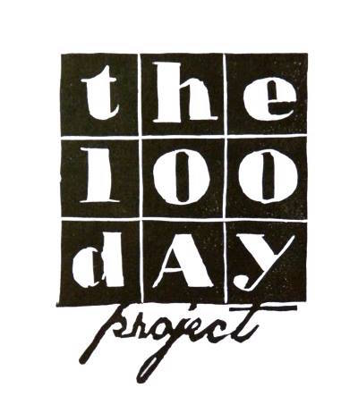 The 100-Day Project starts next month.