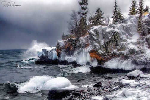 Quintessential North Shore by Bill Donovan.