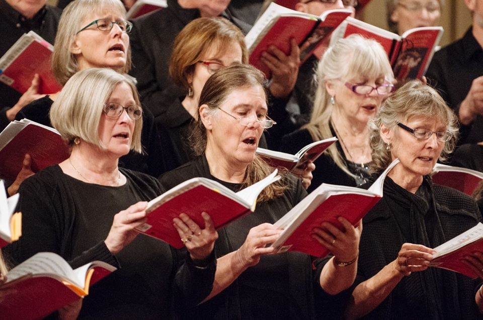 This year's Christmas Concert with the Borealis Chorale & Orchestra is Dec. 10 & 11 at Bethlehem Lutheran Church.