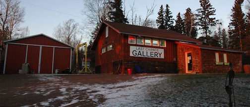 Last Chance Galery in Lutsen will close its doors Feb.1. Meanwhile, there are lots of wonderful deals to be had.  The gallery is open Tues-Sat every week until then, 10 a.m. to 5 p.m.