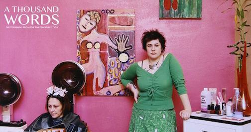 "Adeline Wright, Duluth, 2004"" by Vance Gellert."