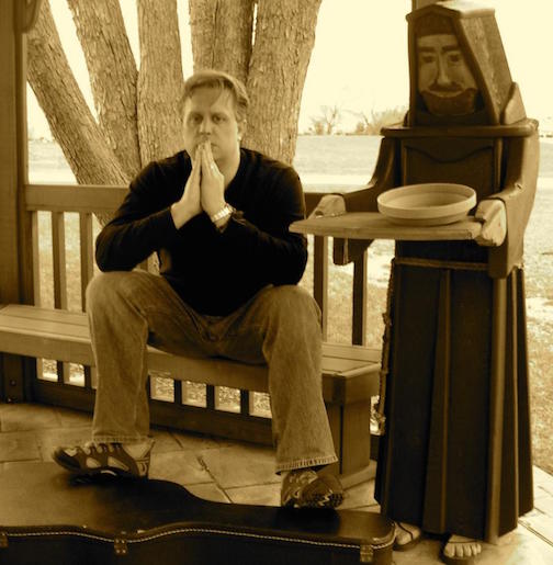"Andrew D. Huber is interviewed about his latest album, ""Mockingbird Gallows"" on The Scenic Route."