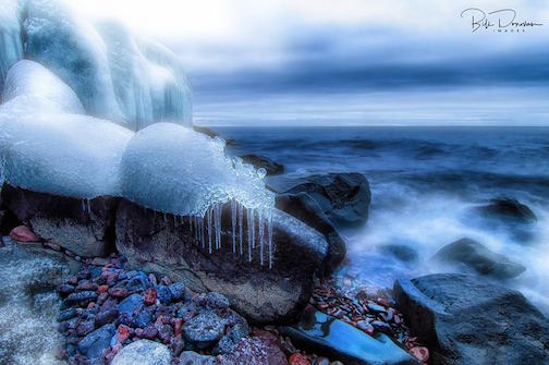Lake Superior by Bill Donovan.
