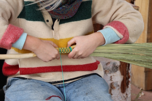 North House Folk School will hold a broom-making class starting Jan. 11.
