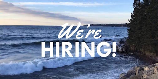 grand marais we're hiring