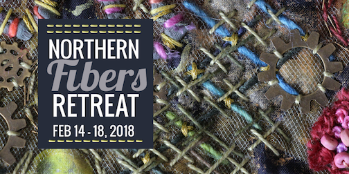 The Northern Fiber Retreat is coming up next week.