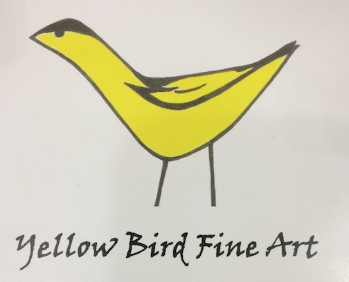 yellow bird fine art