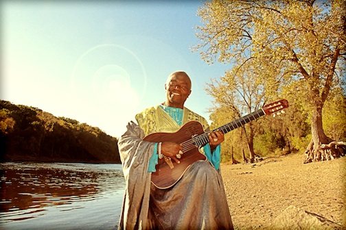 Siama and the Congo World Quartet will be in concert at the ACA April 6.